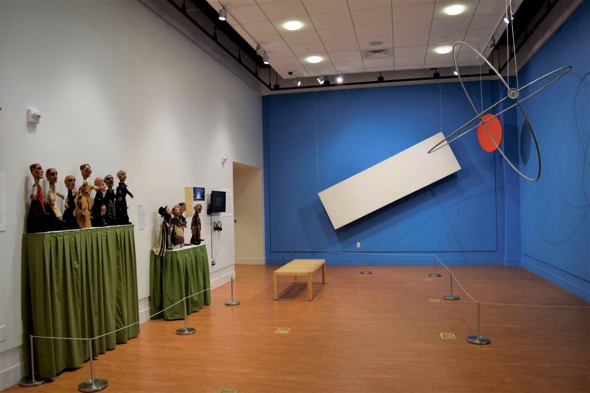 Modernism Exhibit