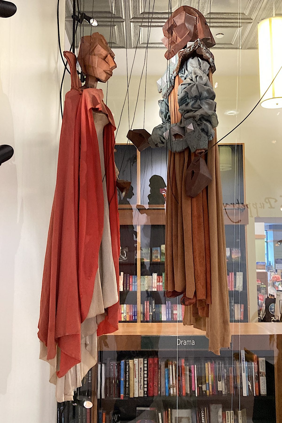Hogarth Puppets