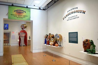 It's Always Pandemonium: The Puppets of Bart Roccoberton