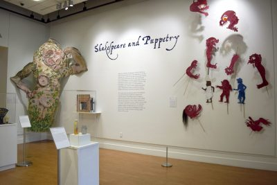 Shakespeare and Puppetry