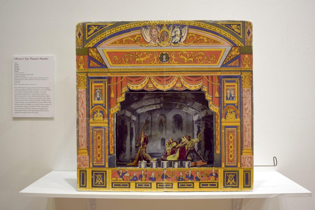 Olivier's Toy Theater Hamlet