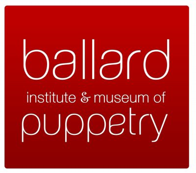 Ballard Institute Museum Puppetry Logo