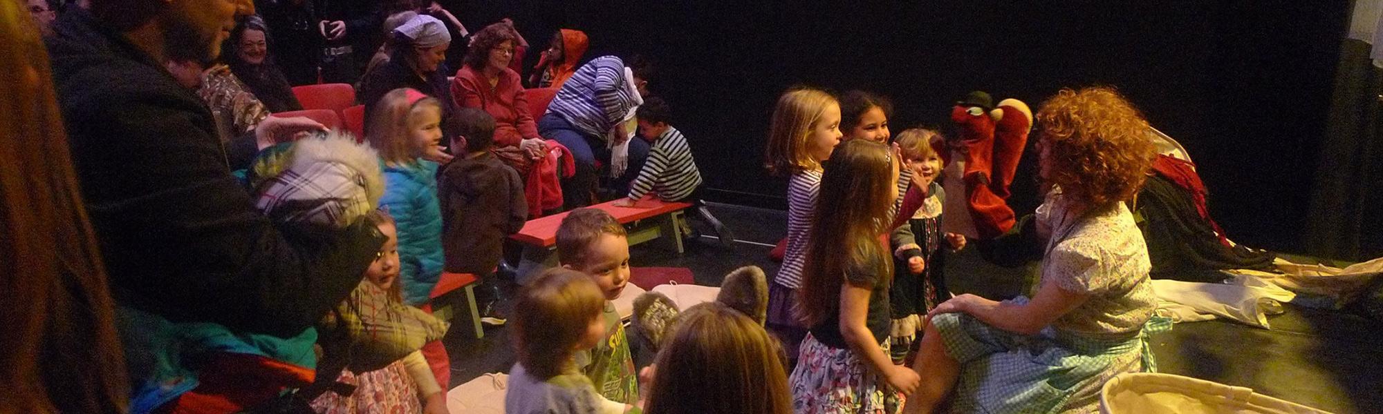 Stage Children